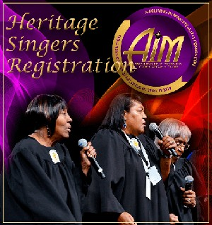 AIM The Heritage Singers